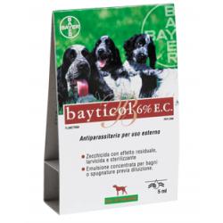 BAYTICOL 6% EC 5 ML