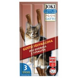 JOKI PLUS GATTO SELVAGGINA 15GR