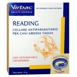Virbac Collare Antiparassitario Cane Taglia Grande Reading 41 gr