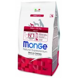 MONGE MINI ADULT 3KG
