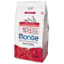 MONGE MINI PUPPY JUNIOR 800GR
