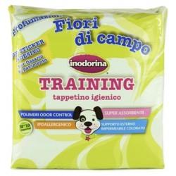 Inodorina Tappetini Igienici Ai Fiori Di Campo 60x90 10 Pezzi