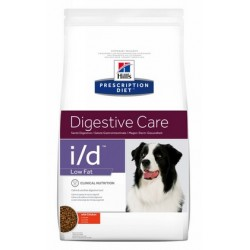 Hill's Prescription Diet i/d Low Fat Cane 12 kg