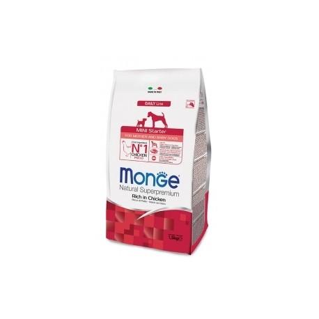 Monge Mini Starter Ricco di Pollo 1,5 kg