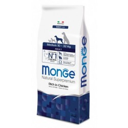 Monge Medium Adult 12 kg