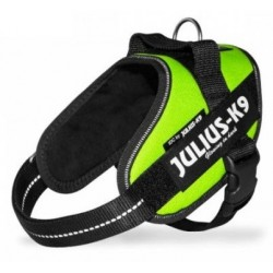 Julius-K9 Pettorina IDC Power 3 Light Neon 82-118 cm/40-70 kg