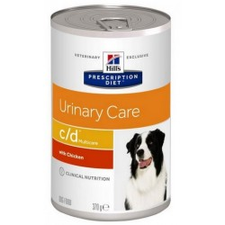Hill's Prescription Diet c/d Cane 370 gr