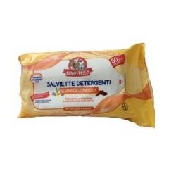 Bayer Salviette Vaniglia e Cannella 50 pz