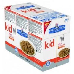K/D FELINE BS CKN 12X85GR