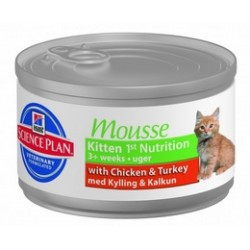 KITTEN MOUSSE POLL/TACC 85GR