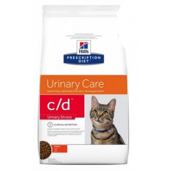 C/D URINARY STRESS FELINE 1,5KG