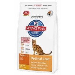 Hill's Science Plan Adult Feline Chicken 400gr