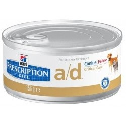 Hill's Prescription Diet A/D cane/gatto 156 gr