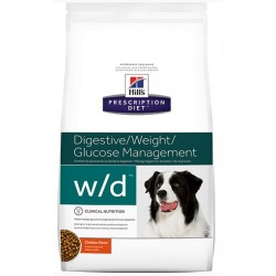 W/D CANINE 4KG