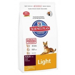 LIGHT CANINE CHICKEN 12KG