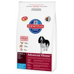 Hill's Science Plan Adult Advanced Fitness Tuna&Rice 12kg