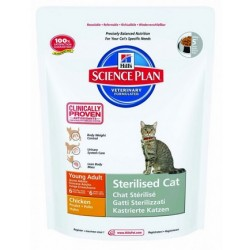 YOUNG STERILIZED FELINE 300GR