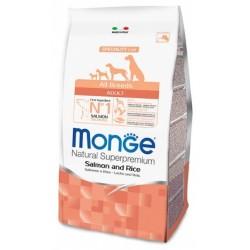 MONGE ALL BREED SAL/RISO 3KG