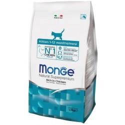 MONGE CAT KITTEN 1.5KG