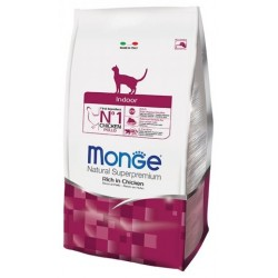 MONGE CAT INDOOR 1.5KG
