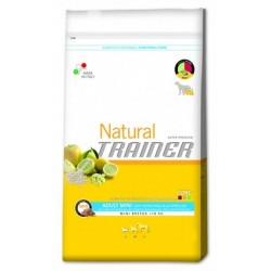 Natural Trainer Adult Mini Tonno/Riso/Alga Spirulina 2 kg
