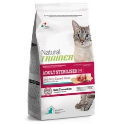 NATURAL CAT STERILISED PROS 1,5KG