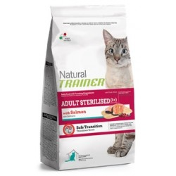 NATURAL CAT STERILISED SAL 1,5KG