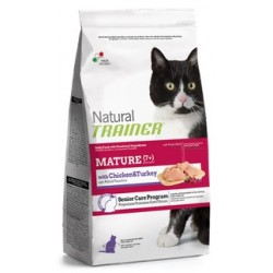 NATURAL CAT MATURE 1.5KG