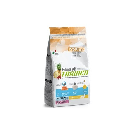 FITNESS PUPPY MINI SALM 800GR