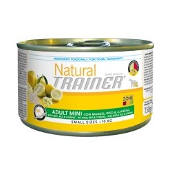 NATURAL ADULT MINI MANZO BOC 150GR
