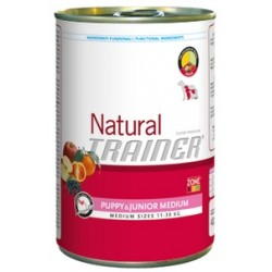 NATURAL PUPPY MED BOC 400GR