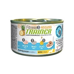 FITNESS PUPPY MINI FISH BOC 150GR