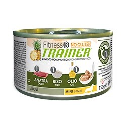 FITNESS ADULT MINI DUK/RIC BOC 150GR