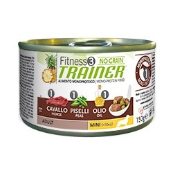 FITNESS ADULT MINI HOR/PEA BOC 150GR