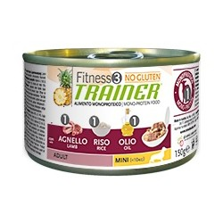 FITNESS ADULT MINI LAM/RIC BOC 150GR