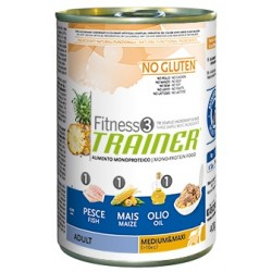 FITNESS ADULT MED/MAX FISH BOC 400GR