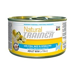 NATURAL ADULT MINI FISH BOC 150GR
