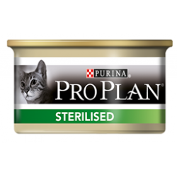 Purina Pro Plan Gatto Sterilised Patè Salmone 85 gr