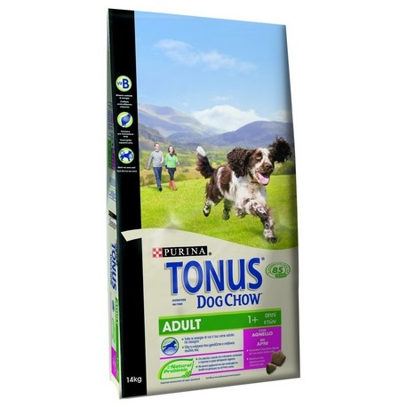 TONUS DOG ADULT AGNELLO 14KG