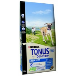 TONUS DOG ADULT LARGE TAC 14KG