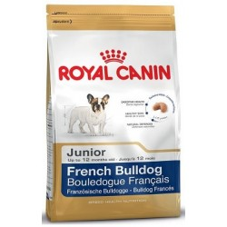 FRENCH BULLDOG JUNIOR 3KG