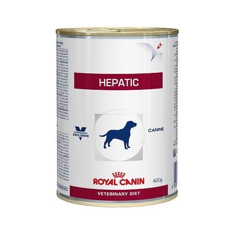 HEPATIC CANINE 420GR