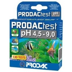 Prodac Test pH 4,5 - 9,0 Acqua Dolce 12 ml