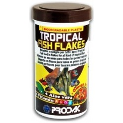 Prodac Tropical Fish Flakes 250 ml