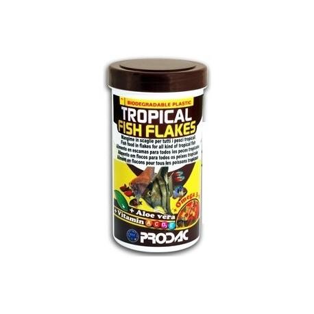 Prodac Tropical Fish Flakes 250 ml