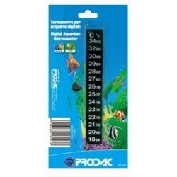 Prodac Termometro Digitale Acquari