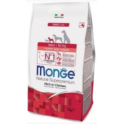 Monge Mini Puppy & Junior 3 kg