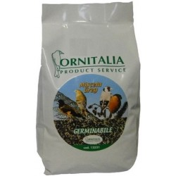 Ornitalia Miscela Greg Germinabile Cardellini e Spinus 1 kg