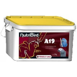 Ornitalia Pappa da Imbecco Nutribird A19 3 kg
