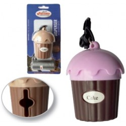 Record Dispenser Sacchetti Igienici Cake con 1 Rotolo